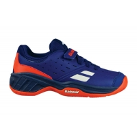 Кроссовки Babolat Junior Pulsion All Court Kid 32S18518 Blue/Orange