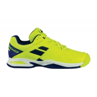 Кроссовки Babolat Junior Propulse All Court 33S18478 Yellow/Blue