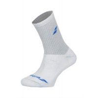Носки спортивные Babolat Socks Unisex x3 5US18371 White/Blue