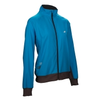 Ветровка Babolat Jacket JG Core Club 3GS17121 Cyan