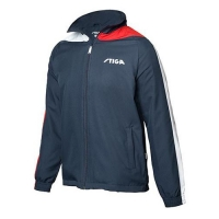 Ветровка Stiga Jacket M Ocean Blue/Red