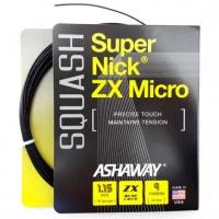Струна для сквоша Ashaway 9m SuperNick ZX Micro A10950 Black