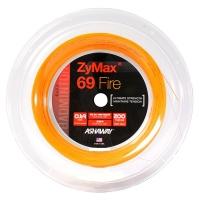 Струна для бадминтона Ashaway 200m Zymax Fire 69 A14162 Orange