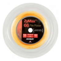 Струна для бадминтона Ashaway 200m Zymax Fire Power 66 Orange
