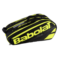 Чехол 10-12 ракеток Babolat Pure 751133 Black/Yellow