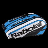 Чехол 10-12 ракеток Babolat Pure 751133 Blue/White