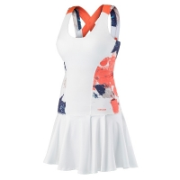Платье Head Dress W Vision Graphic 814207 White/Coral