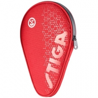 Чехол для ракеток Stiga Racket Form Hexagon Red/Black