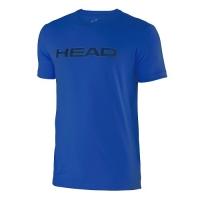 Футболка Head T-shirt M Transition Ivan 811596 Blue
