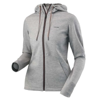 Толстовка Head Hoodie W Transition FZ 814527 Light Grey