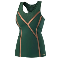 Майка Head Tank Top W Performance CT 814177 Green