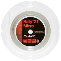 Струна для бадминтона Ashaway 200m Rally 21 Micro Natural
