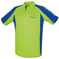 Поло Tibhar Polo Shirt M Arrows Green/Blue