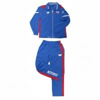 Костюм Butterfly Sport Suit U Russia 17-18 Blue