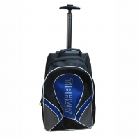 Рюкзак Tibhar Trend Wheely Backpack Black/Blue