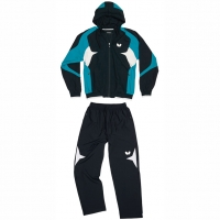 Костюм Butterfly Sport Suit M Shiro Black/Turquoise