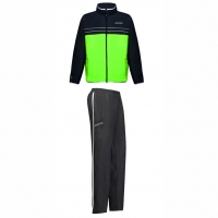 Костюм Donic Sport Suit M Laser Black/Green