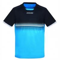Футболка Donic T-shirt JU Traxion Black/Cyan