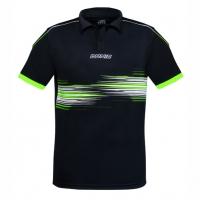Поло Donic Polo Shirt JU Raceflex Black/Green