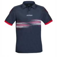 Поло Donic Polo Shirt JU Race Gray/Red