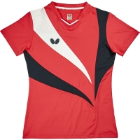 Футболка Butterfly T-shirt W Naomi Coral