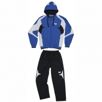 Костюм Butterfly Sport Suit M Shiro Blue