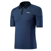 Поло Head Polo Shirt M Performance CT 811017 Dark Blue