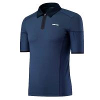 Поло Head Polo Shirt M Performance CT 811017 Dark Blue
