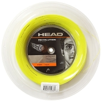 Струна для сквоша Head 200m Revolution Squash 281186 Yellow