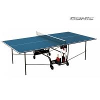 Стол для настольного тенниса Donic Indoor Roller 400 230284 Blue