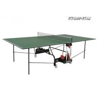 Стол для настольного тенниса Donic Indoor Roller 400 230284 Green