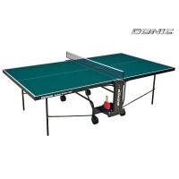 Стол для настольного тенниса Donic Indoor Roller 600 230286 Green