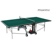 Стол для настольного тенниса Donic Indoor Roller 800 230288 Green