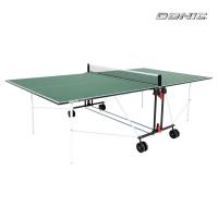 Стол для настольного тенниса Donic Indoor Roller Sun 230222 Green