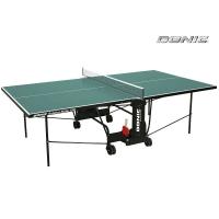 Стол для настольного тенниса Donic Outdoor Roller 600 230293 Green