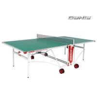 Стол для настольного тенниса Donic Outdoor Roller De Luxe 230232 Green