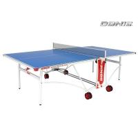 Стол для настольного тенниса Donic Outdoor Roller De Luxe 230232 Blue