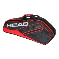 Чехол 1-3 ракетки Head Tour Team Pro 283138 Black/Red