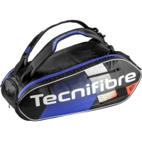 Чехол 7-9 ракеток Tecnifibre Air Endurance Black/Blue