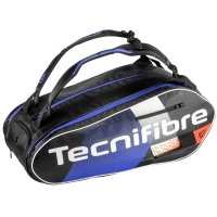Чехол 10-12 ракеток Tecnifibre Air Endurance 40AIREND12 Black/Blue