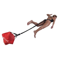 Парашют для плавания Swim Chute P2I200210 PURE2IMPROVE