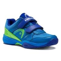 Кроссовки Head Junior Sprint Velcro 2.0 Kids 275218 Blue/Green