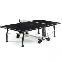 Стол для настольного тенниса Cornilleou Outdoor Black Code Crossover Black