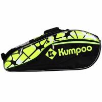 Чехол 4-6 ракеток Kumpoo KB-862 Black/Yellow