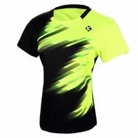 Футболка Kumpoo T-shirt W KW-8206 Black/Yellow