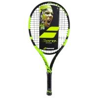 Ракетка для тенниса детские Babolat Junior Pure Aero 26 140225 Black/Yellow
