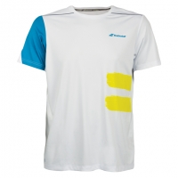 Футболка Babolat T-shirt JB Perf Crew Neck 2BS18011 White
