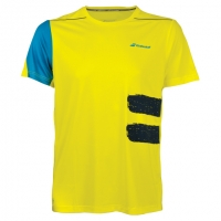 Футболка Babolat T-shirt JB Perf Crew Neck 2BS18011 Yellow