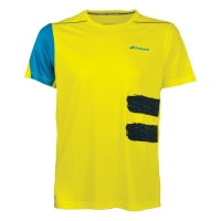 Футболка Babolat T-shirt M Perf Crew Neck 2MS18011 Yellow