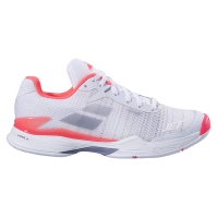 Кроссовки Babolat Jet Mach 2 All Court W 31S18630 White/Pink